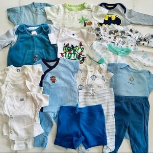 BABY BOY 0-3mo QUALITY CLOTHES~ WILL SEPARATE